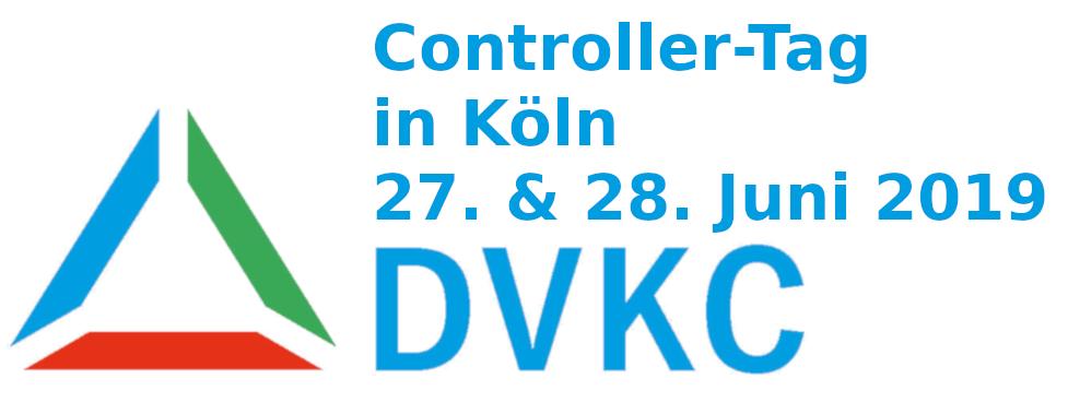 Besuchen Sie uns:  Controller-Tag Juni 2019 in Köln